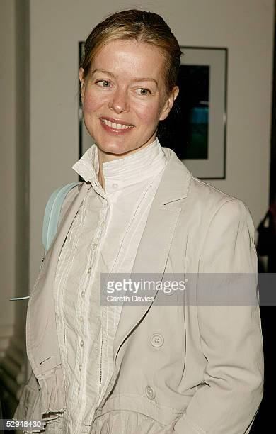 Lady Helen Taylor attends the opening of Photo London at The Royal Academy May 18 2005 in London The exhibition takes a look at classic modern and...