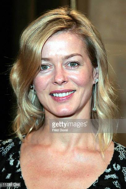 Lady Helen Taylor during 2005 Lancome Colour Design Awards at Freemanson's Hall 60 Great Queen Street in London Great Britain