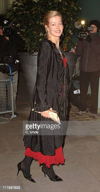 Lady Helen Taylor during 2007 Burns Night Party - Arrivals at St Martins Lane Hotel in London, Great Britain.