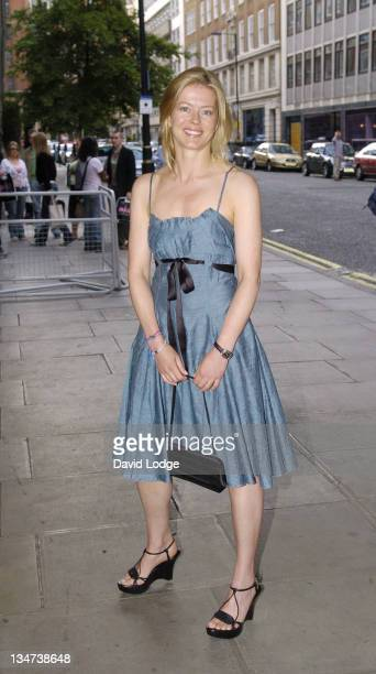 Lady Helen Taylor during An Evening at The Sanderson Arrivals at Sanderson Hotel in London Great Britain