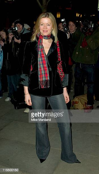 Lady Helen Taylor during Burns Night Celebrity Dinner at St Martin's Lane Hotel London WC2 in London Great Britain