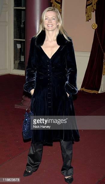 Lady Helen Taylor during 'Diana Princess of Wales' by Mario Testino at Kensington Palace Reception November 22 2005 at Kensington Palace in London...