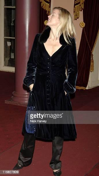 Lady Helen Taylor during 'Diana Princess of Wales' by Mario Testino at Kensington Palace Reception November 22 2005 at Kensington Palace in London...