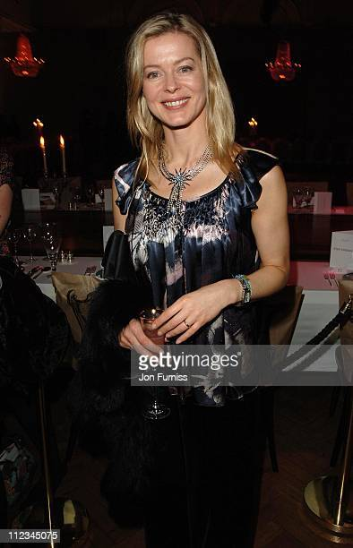 Lady Helen Taylor during Lancome Colour Design Awards 2006 Inside at Linley Hall in London Great Britain