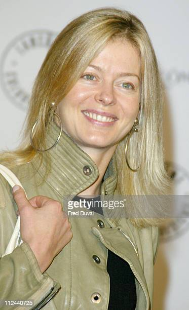 Lady Helen Taylor during Lancome Colour Design Awards at The Old Billingsgate Market in London Great Britain