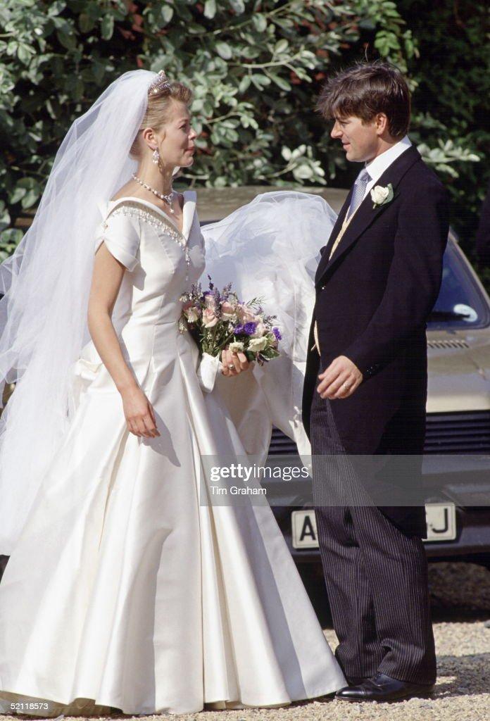 Lady Helen Windsor And Tim Taylor Wedding : News Photo