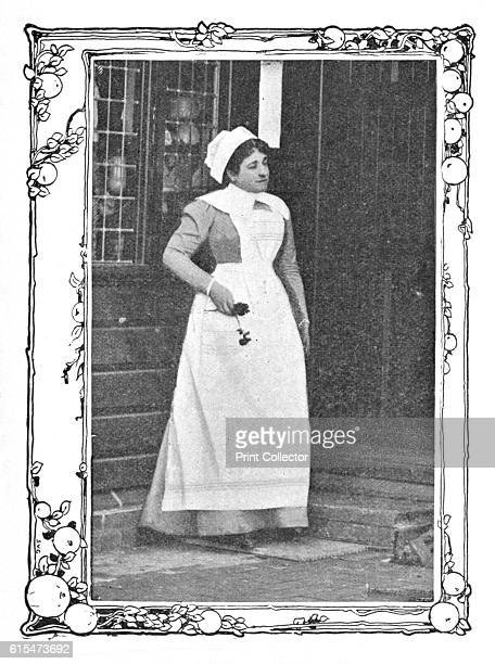 Lady Henry Somerset in Nurse's Costume' 1901 Lady Henry Somerset was a British philanthropist committed to the movement for women's rights From The...