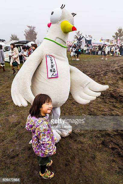 Lady Heron Shirasagi Mascot Japanese celebrate the silly eccentric and adorable like no other country Its obsession with the yurukyara mascots is a...