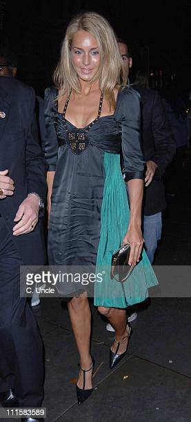 Lady Isabella Hervey during 'The Dukes of Hazzard' London Premiere After Party at Texas Embassy Cantina in London United Kingdom