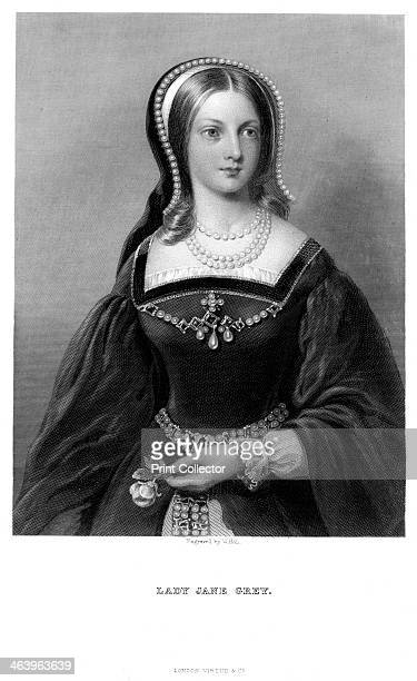 Lady Jane Grey 19th century A grandniece of Henry VIII of England Jane reigned as uncrowned Queen of England for nine days in July 1553 Though Jane's...