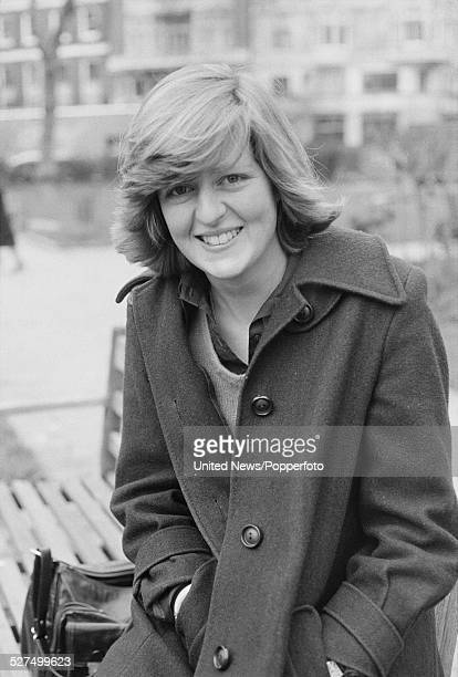 Lady Jane Spencer older sister of Diana Spencer pictured in London on 8th February 1978