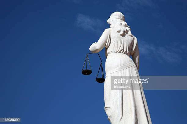 lady justice - adelaide stock pictures, royalty-free photos & images