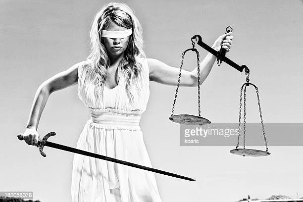 Lady Justice - Themis