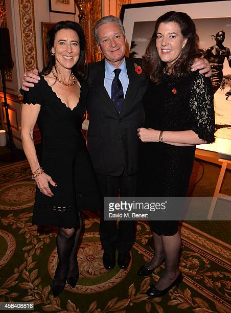 Lady Katherine Colquhoun attends the Bell Pottinger Charity Dinner hosted for Northwood African Education Foundation>> at Lancaster House on November...