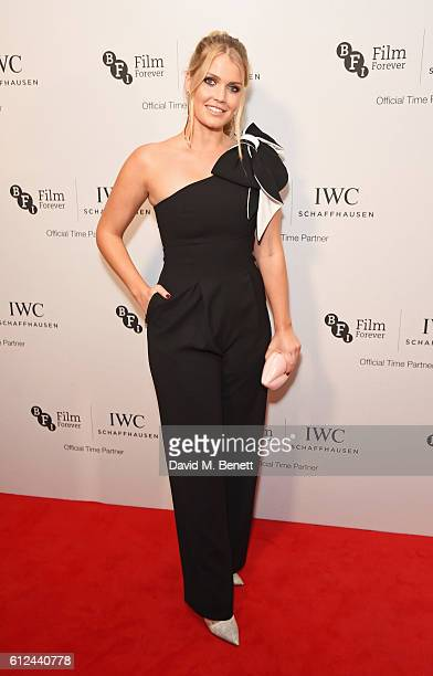 Lady Kitty Spencer attends the IWC Schaffhausen Dinner in Honour of the BFI at Rosewood London on October 4 2016 in London England