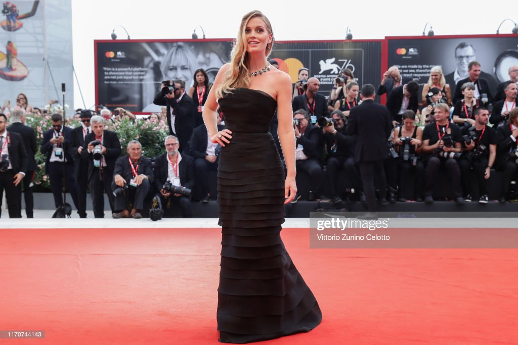 """La Vérité"" (The Truth) And Opening Ceremony Red Carpet Arrivals - The 76th Venice Film Festival : News Photo"