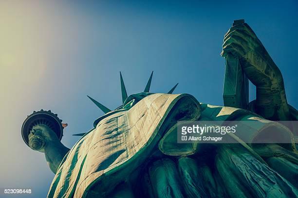 Lady Liberty New York City