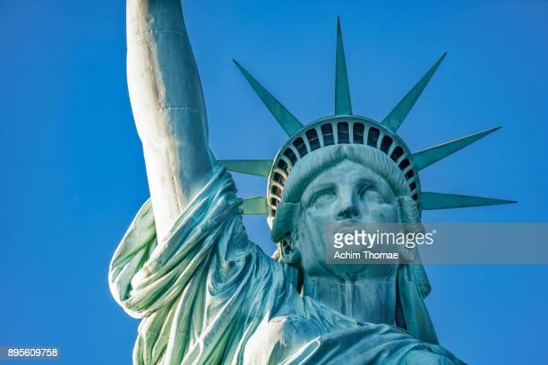 lady liberty, new york city, usa - statue of liberty stock pictures, royalty-free photos & images