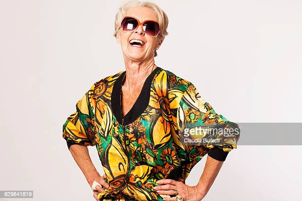 lady looking young - cool attitude stock pictures, royalty-free photos & images