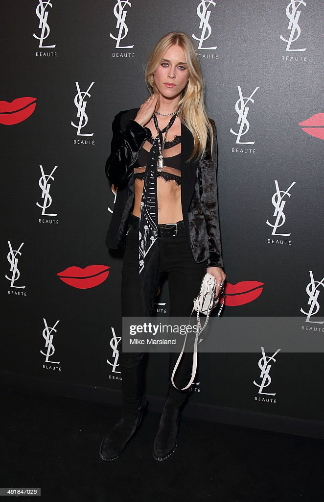 YSL Beauty: YSL Loves Your Lips Party - Arrivals