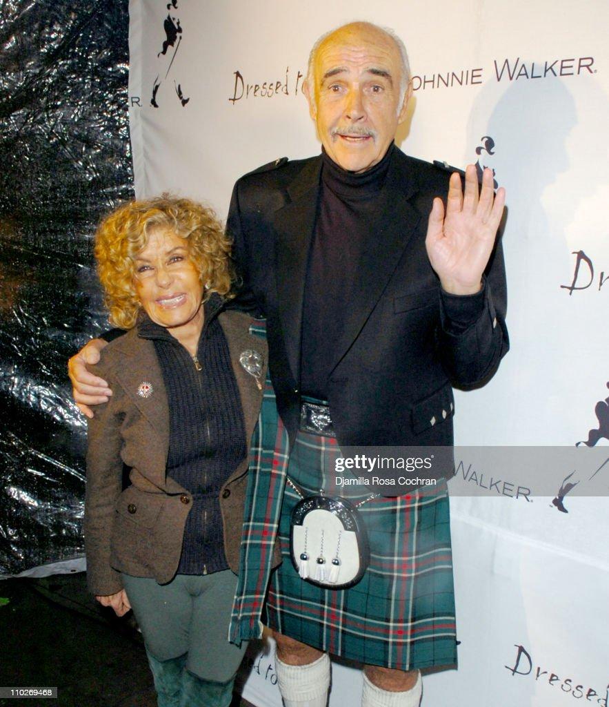 """Johnnie Walker Presents """"Dressed to Kilt"""" - Arrivals and Backstage"""