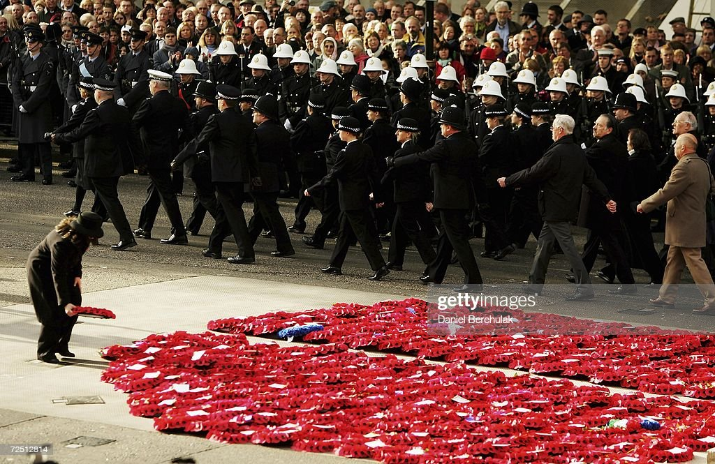 Armistice Day Remembered : News Photo