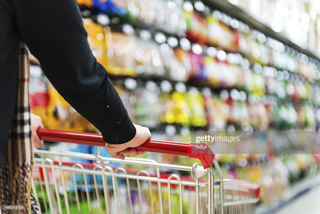 Image result for supermarket shopping