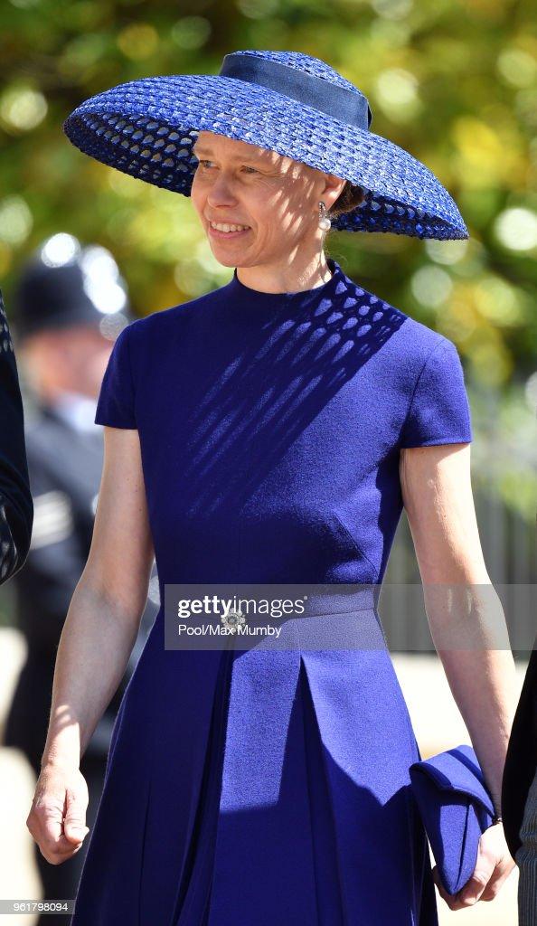 Prince Harry Marries Ms. Meghan Markle - Windsor Castle. : Foto jornalística