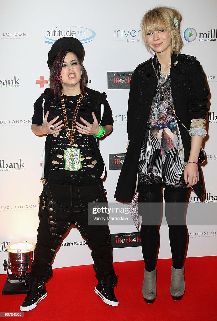 Brit Awards 2010 - Screening Party - Arrivals