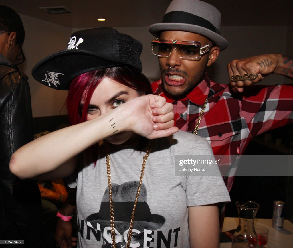 Lady Sovereign, Chester French And Hollywood Holt In Concert - May 5, 2009