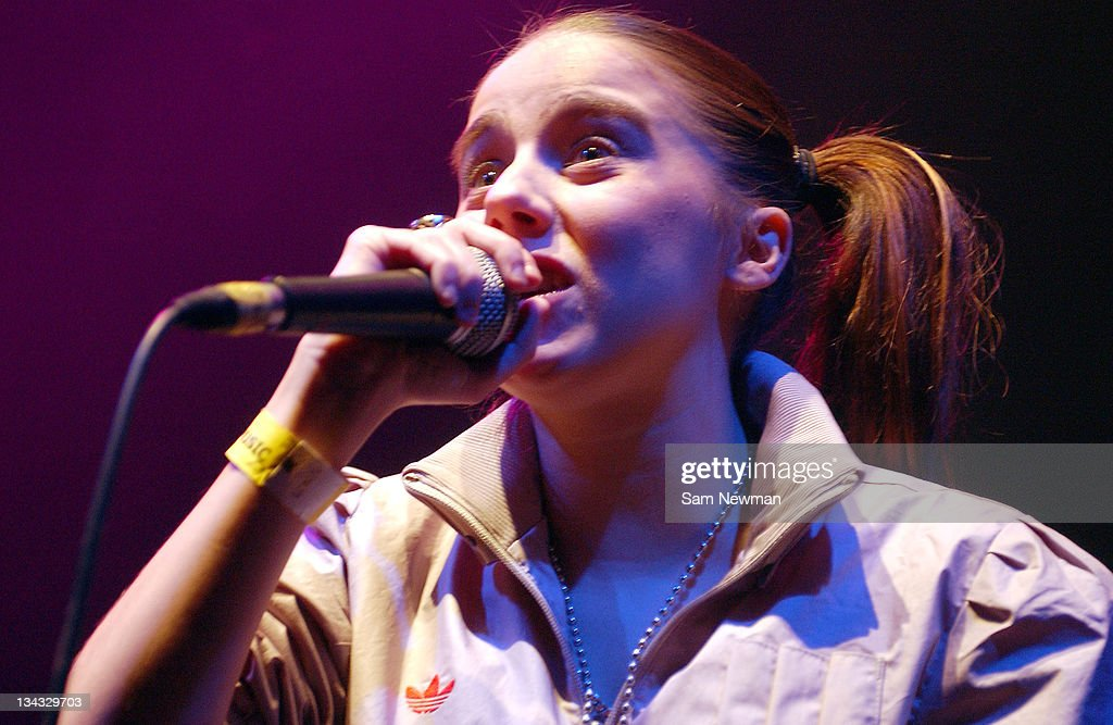 Lady Sovereign in Concert at The Astoria in London - February 16, 2006