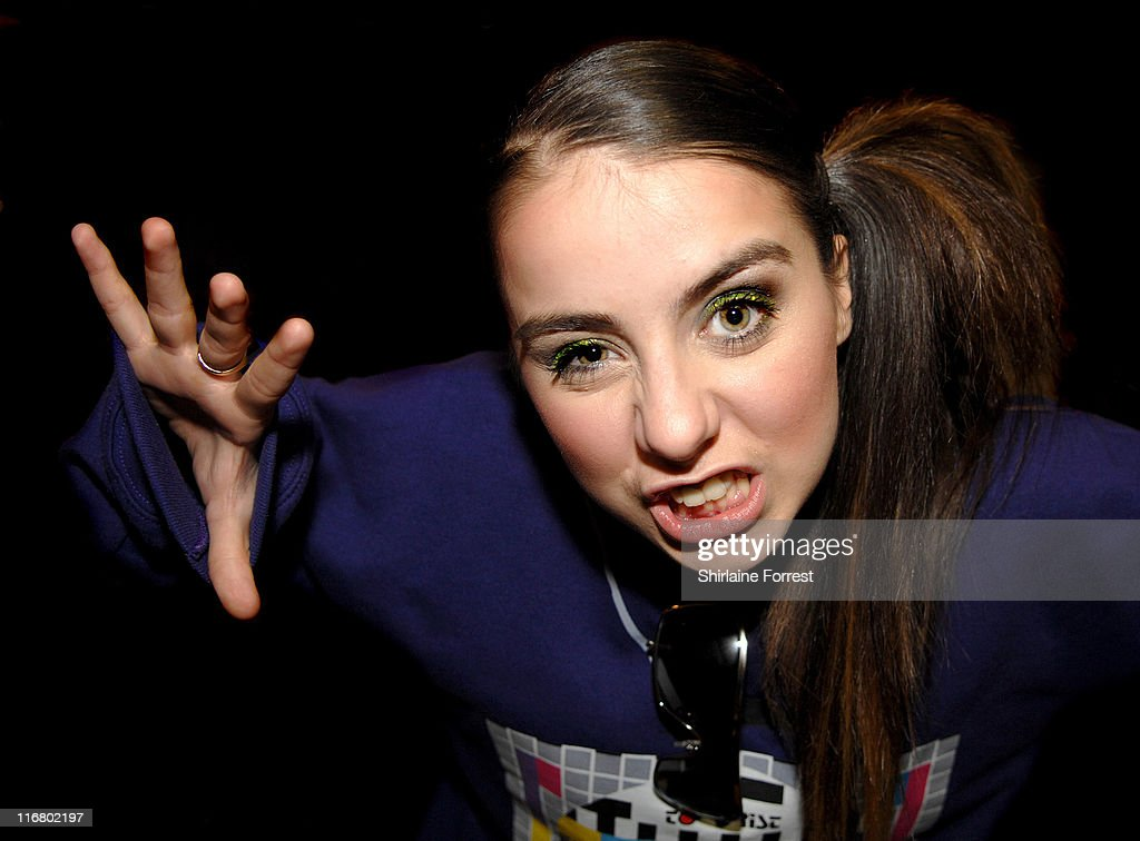 Lady Sovereign Live at the T Mobile Street Gig Concert - April 12, 2007