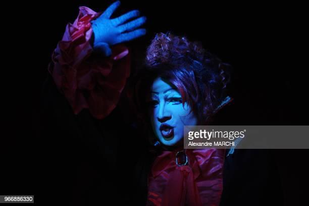 Lady Starlight dans le rele de Mylene Farmer