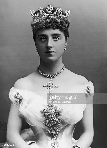 Lady Theresa Susey Helen VaneTempestStewart Marchioness of Londonderry circa 1875 She was born Theresa ChetwyndTalbot and married the 6th Marquess of...