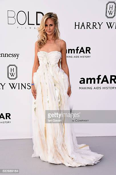 Lady Victoria Hervey arrives at amfAR's 23rd Cinema Against AIDS Gala at Hotel du CapEdenRoc on May 19 2016 in Cap d'Antibes France