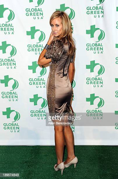 Lady Victoria Hervey arrives at the Global Green USA's 9th Annual PreOscar Party at Avalon on February 22 2012 in Hollywood California