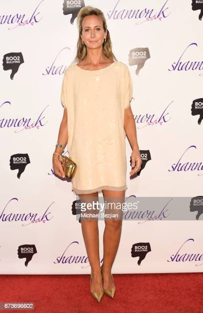 Lady Victoria Hervey arrives Voices of Tomorrow Shannon K Album Launch for 'Perpetual' at The Peppermint Club on April 26 2017 in Los Angeles...