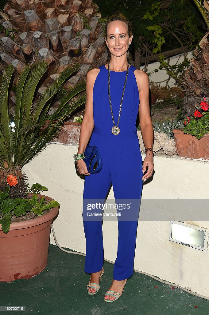 Lady Victoria Hervey attends 2015 Ischia Global Film & Music Fest Day 2 on July 14, 2015 in Ischia, Italy.