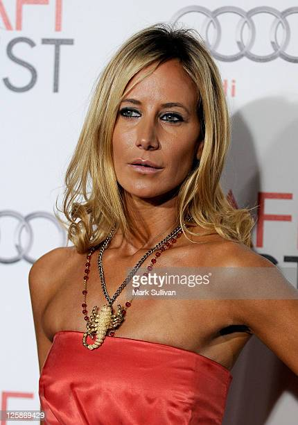 Lady Victoria Hervey attends AFI Fest 2010 Screening Of 'The King's Speech' at Grauman's Chinese Theatre on November 5 2010 in Hollywood California