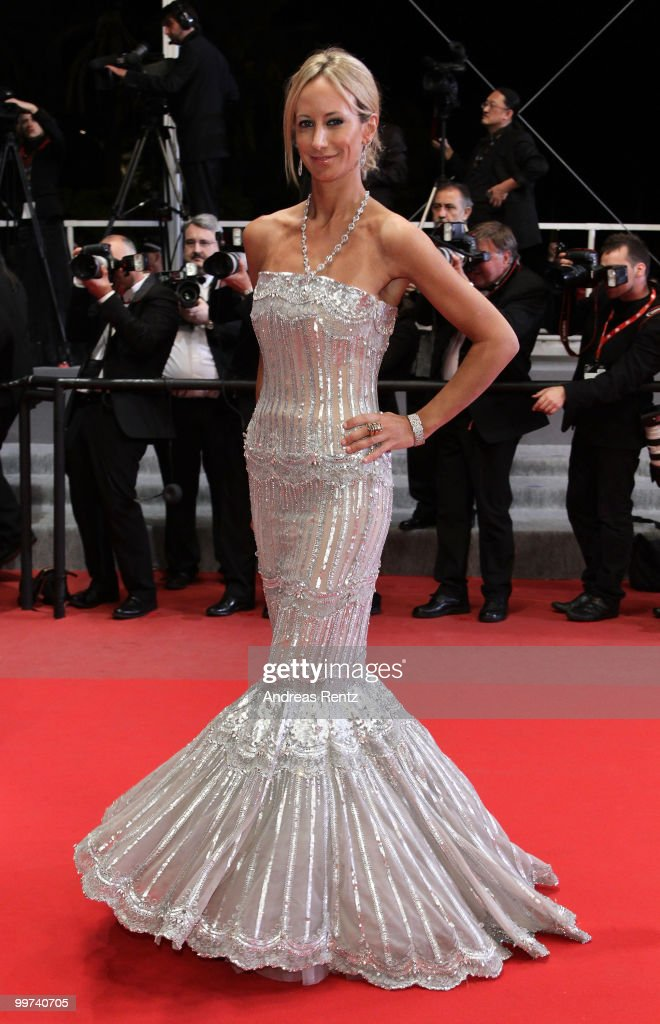 Lady Victoria Hervey attends 'Outrage' Premiere at the Palais des Festivals during the 63rd Annual Cannes Film Festival on May 17, 2010 in Cannes, France.