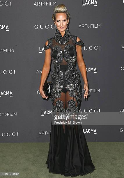 Lady Victoria Hervey attends the 2016 LACMA Art Film Gala honoring Robert Irwin and Kathryn Bigelow presented by Gucci at LACMA on October 29 2016 in...