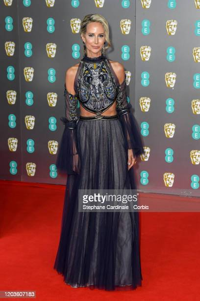 Lady Victoria Hervey attends the EE British Academy Film Awards 2020 at Royal Albert Hall on February 02 2020 in London England