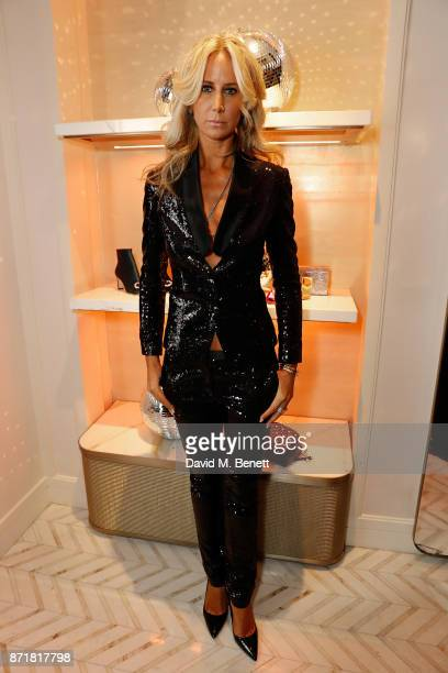 Lady Victoria Hervey attends the Jimmy Choo x Annabel's party on November 8 2017 in London England