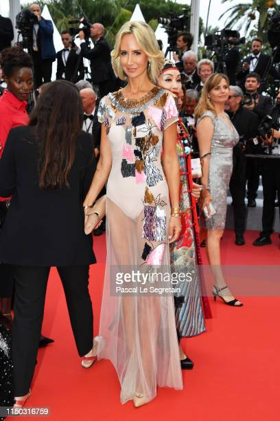 Lady Victoria Hervey attends the screening of A Hidden Life during the 72nd annual Cannes Film Festival on May 19 2019 in Cannes France