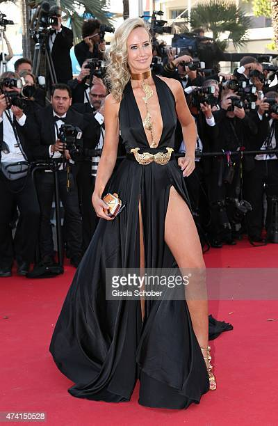 Lady Victoria Hervey attends the 'Youth' Premiere during the 68th annual Cannes Film Festival on May 20 2015 in Cannes France