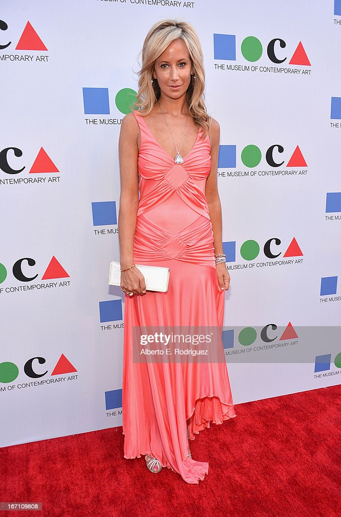 """Lady Victoria Hervey attends """"Yesssss!"""" MOCA Gala 2013, Celebrating the Opening of the Exhibition Urs Fischer, at MOCA Grand Avenue and The Geffen Contemporary on April 20, 2013 in Los Angeles, California."""
