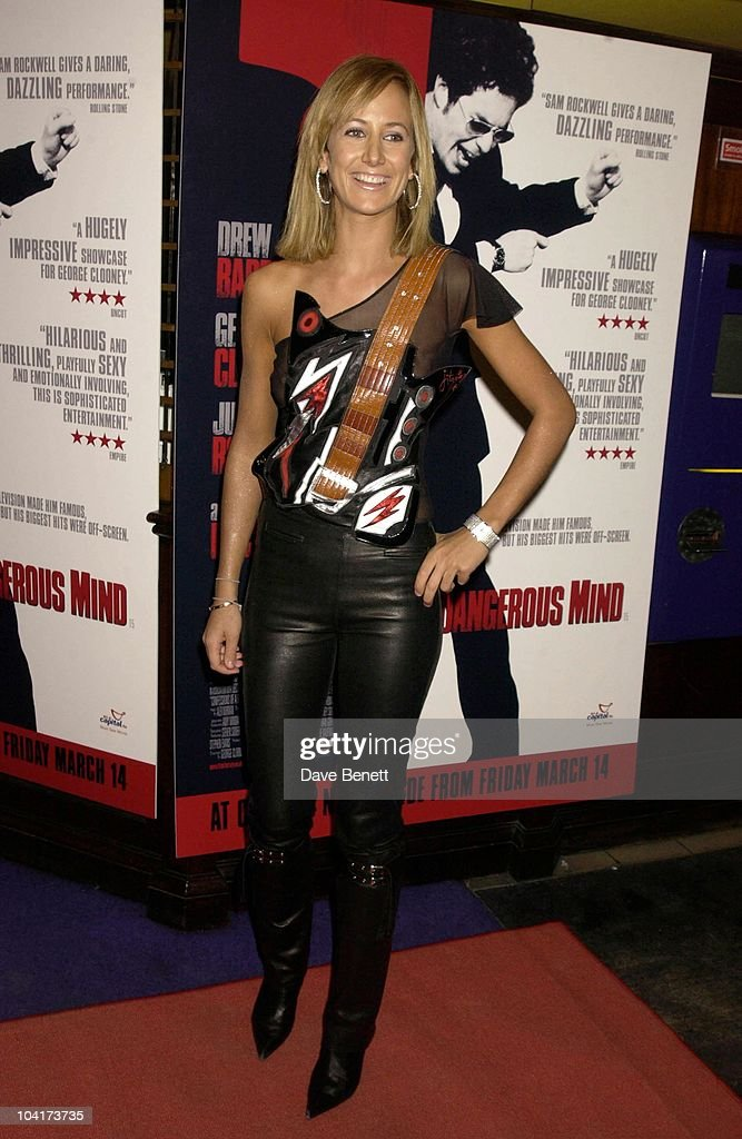 Lady Victoria Hervey, Confessions Of A Dangerous Mind The Movie That Marks The Directorial Debut.premiered In London Last Night.and The Party Was At Elyceum At The Cafe Royal