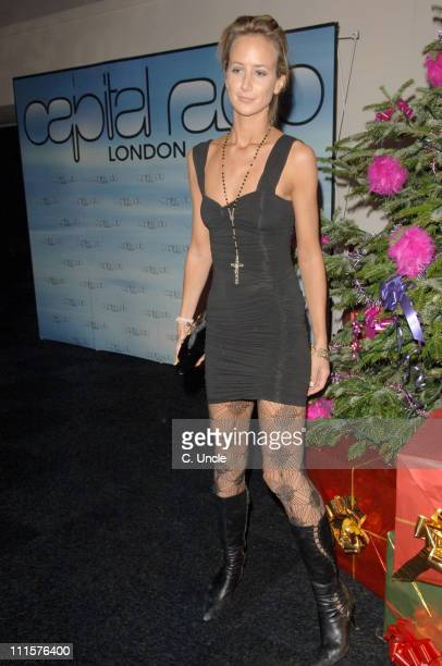 Lady Victoria Hervey during Capital Rocks Party Arrivals in London Great Britain
