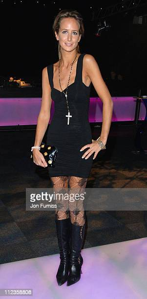 Lady Victoria Hervey during Capital Rocks Party Inside at Battersea Park Events Arena in London United Kingdom