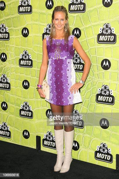 Lady Victoria Hervey during Motorola's 8th Anniversary Party Featuring a Performance by Christina Aguilera Arrivals at Hollywood Palladium in...